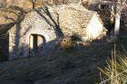 Une battisse en pierre de La Fage